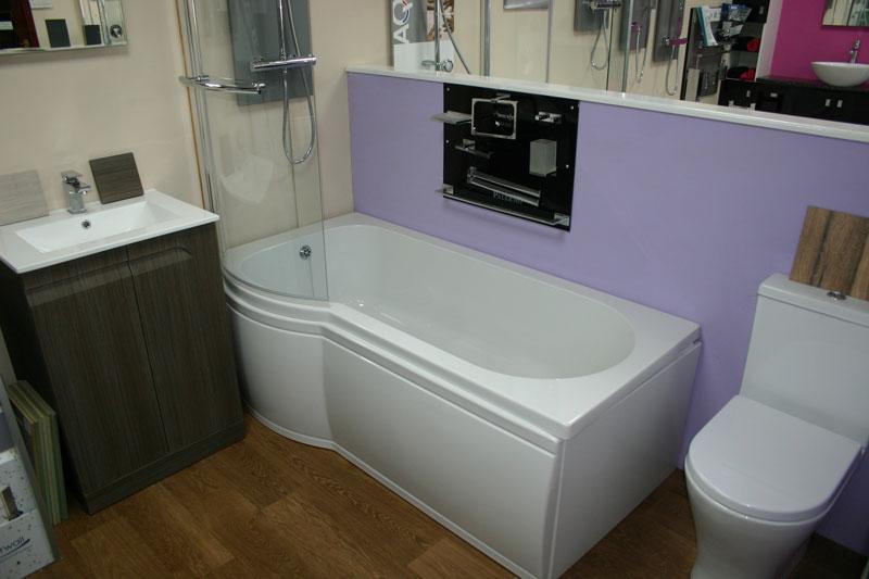 Bathroom Shower Norfolk